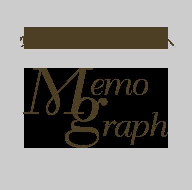 カメラグッズの販売Memograph